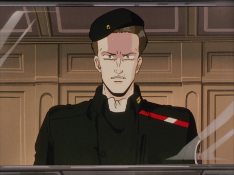 Commodore Fork in a previous episode
