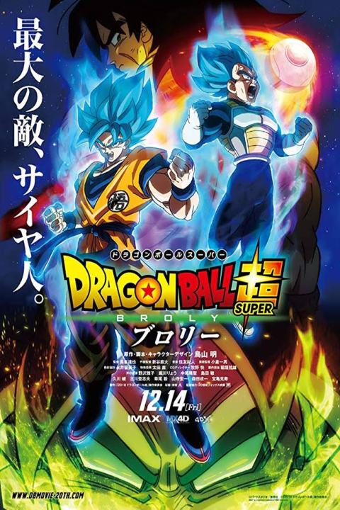 Anime Sermon: Dragon Ball Super Broly Daily Anime podcast
